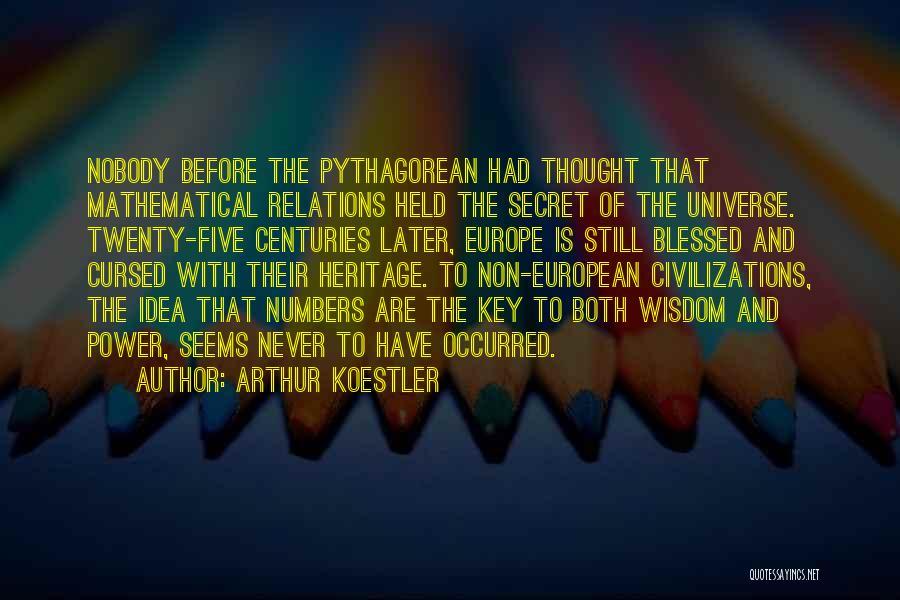 Arthur Koestler Quotes 492469