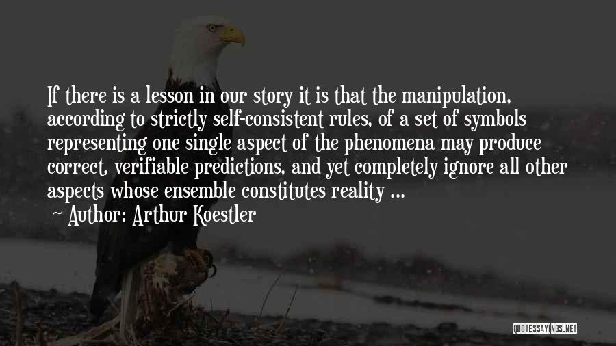 Arthur Koestler Quotes 769134