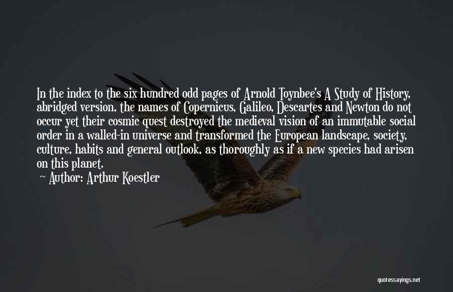Arthur Koestler Quotes 775264
