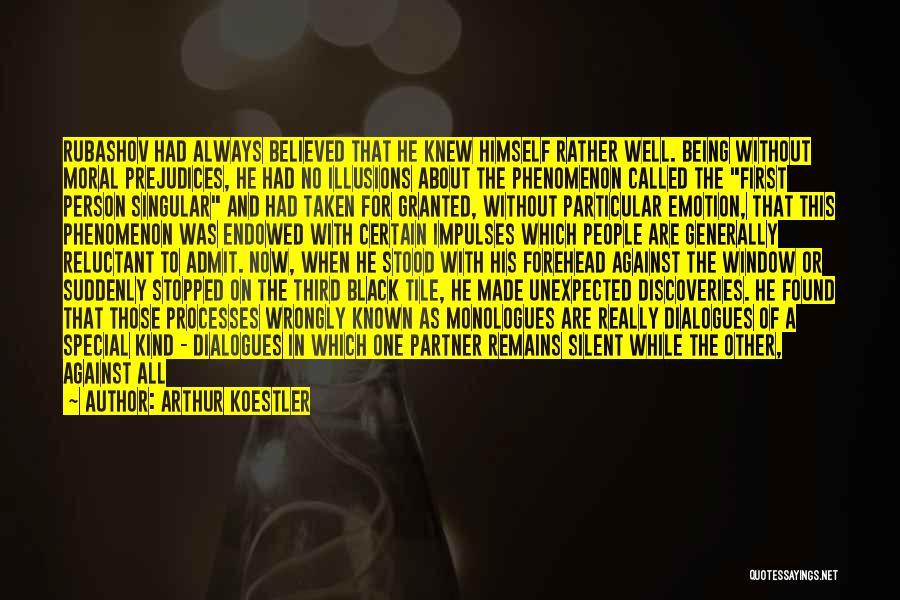 Arthur Koestler Quotes 875959