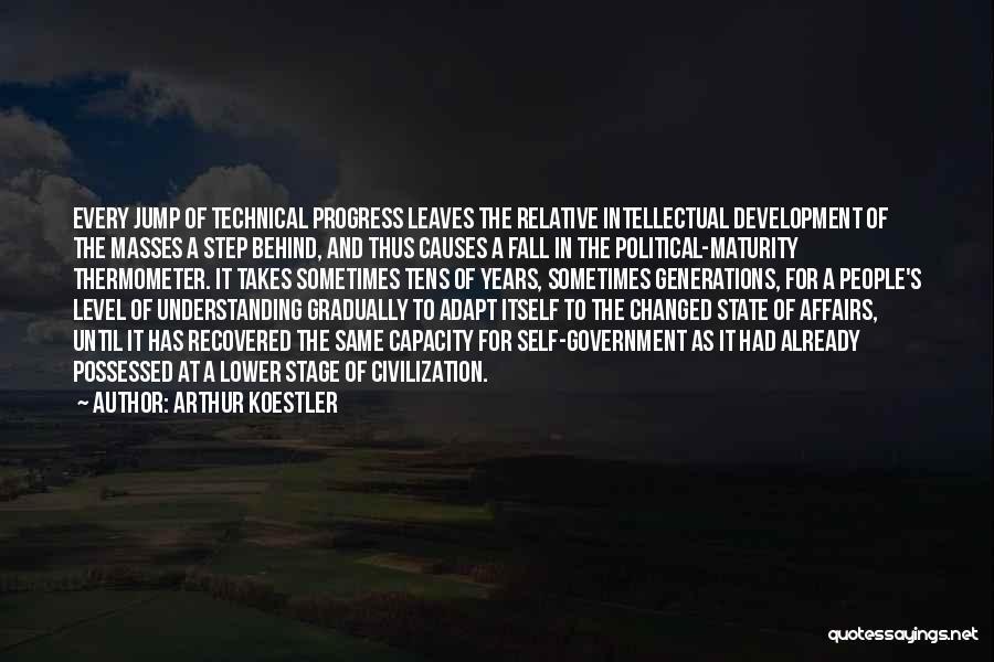 Arthur Koestler Quotes 953798