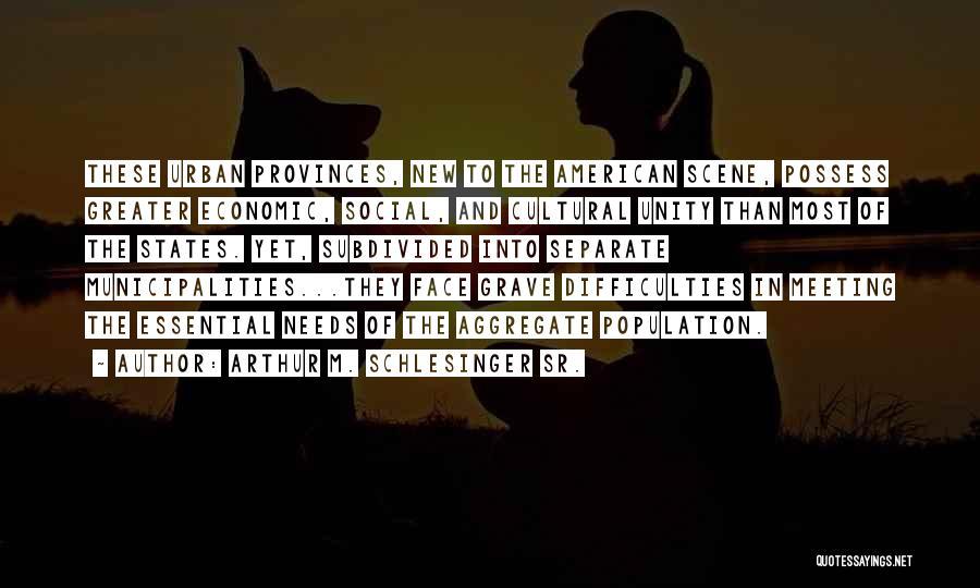 Arthur M. Schlesinger Sr. Quotes 2149591