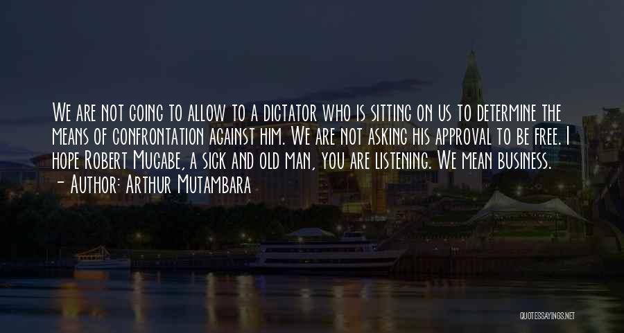 Arthur Mutambara Quotes 988769