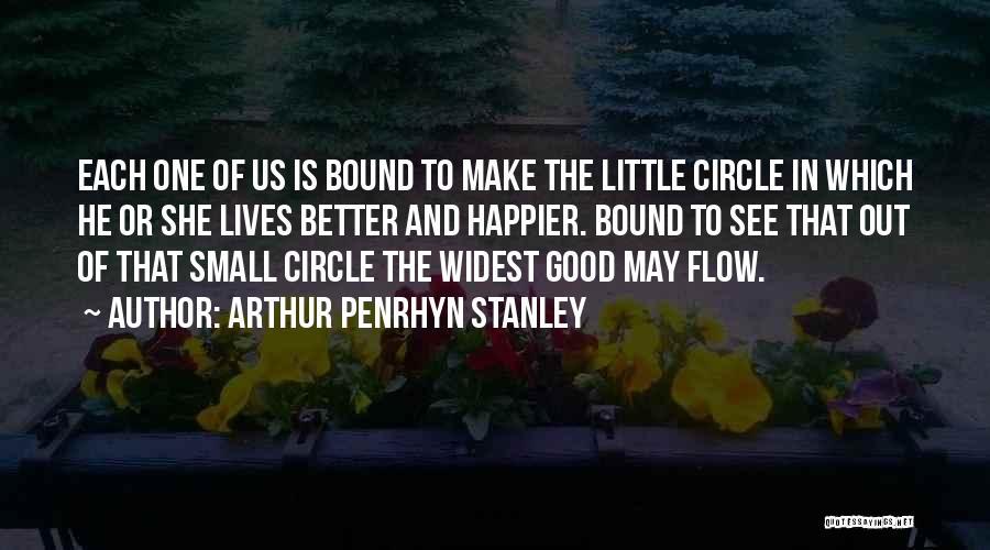 Arthur Penrhyn Stanley Quotes 1274284
