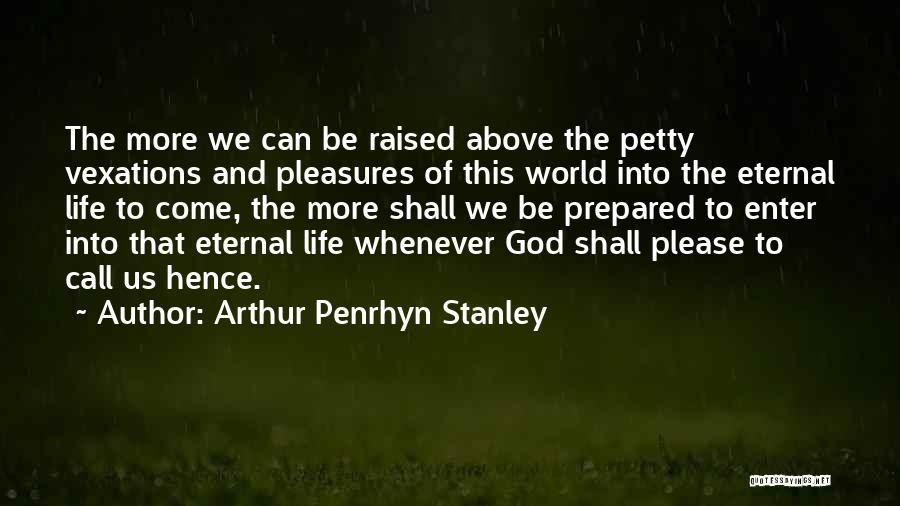 Arthur Penrhyn Stanley Quotes 169720