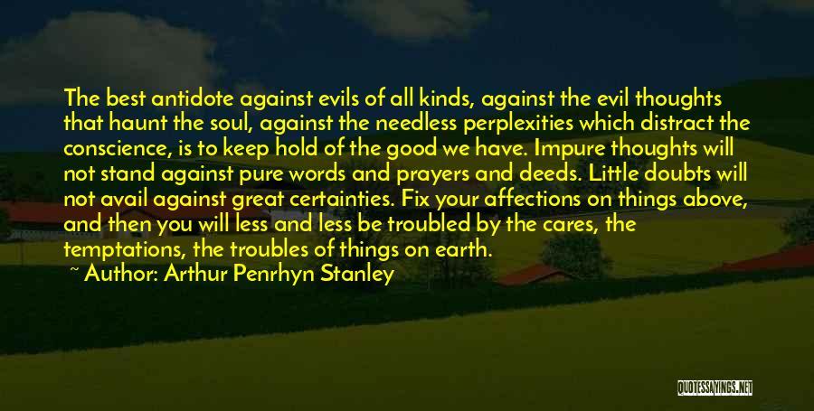 Arthur Penrhyn Stanley Quotes 1717821