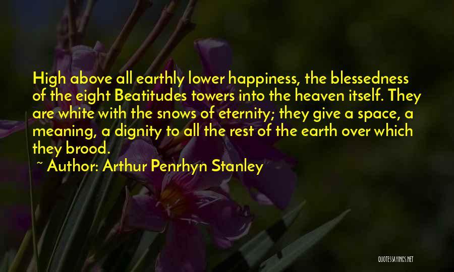 Arthur Penrhyn Stanley Quotes 1723499