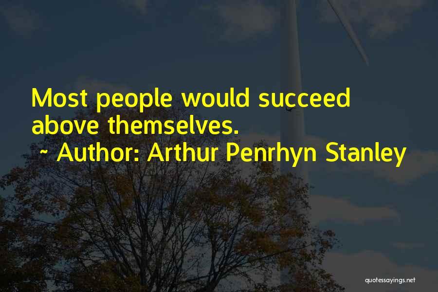 Arthur Penrhyn Stanley Quotes 172515