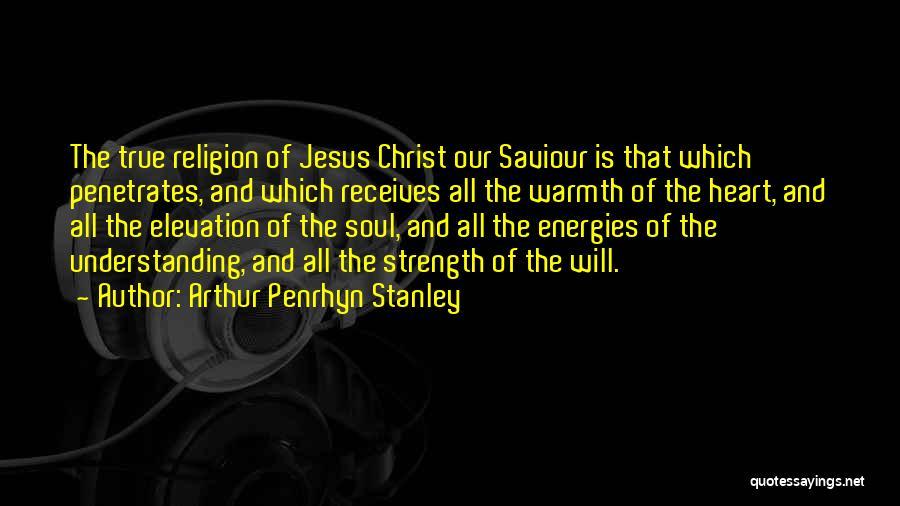 Arthur Penrhyn Stanley Quotes 1799619