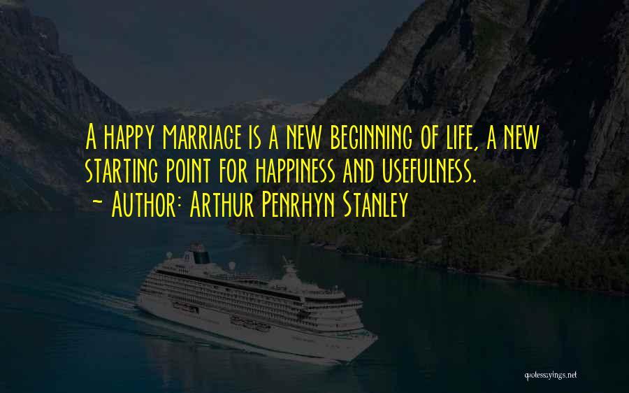 Arthur Penrhyn Stanley Quotes 2030915