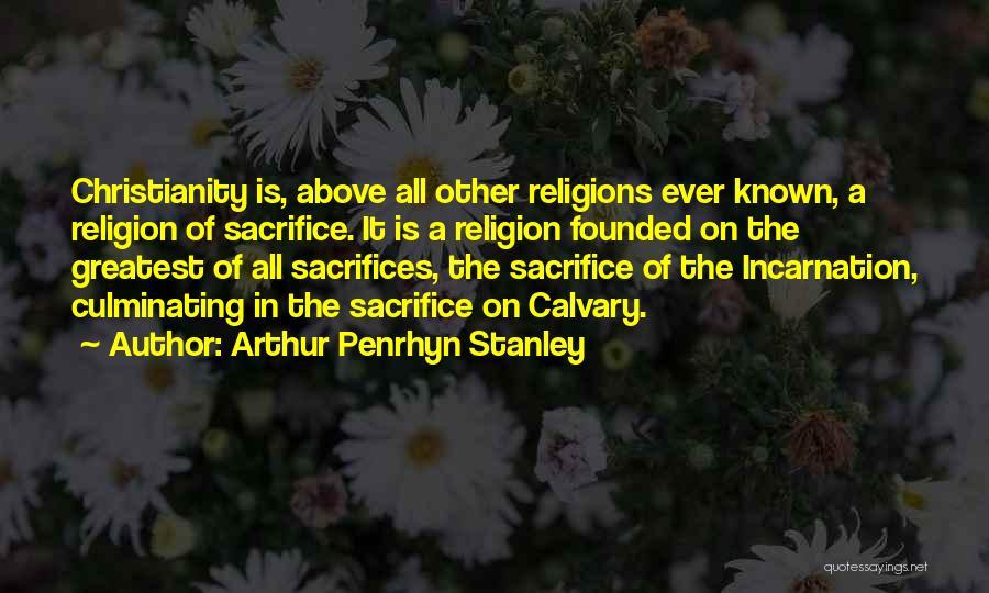 Arthur Penrhyn Stanley Quotes 2210583