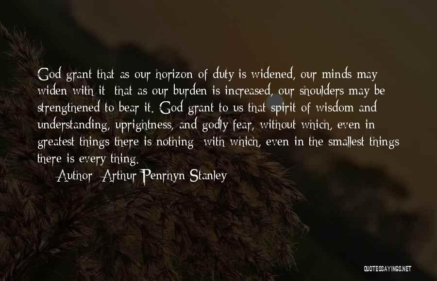 Arthur Penrhyn Stanley Quotes 306796