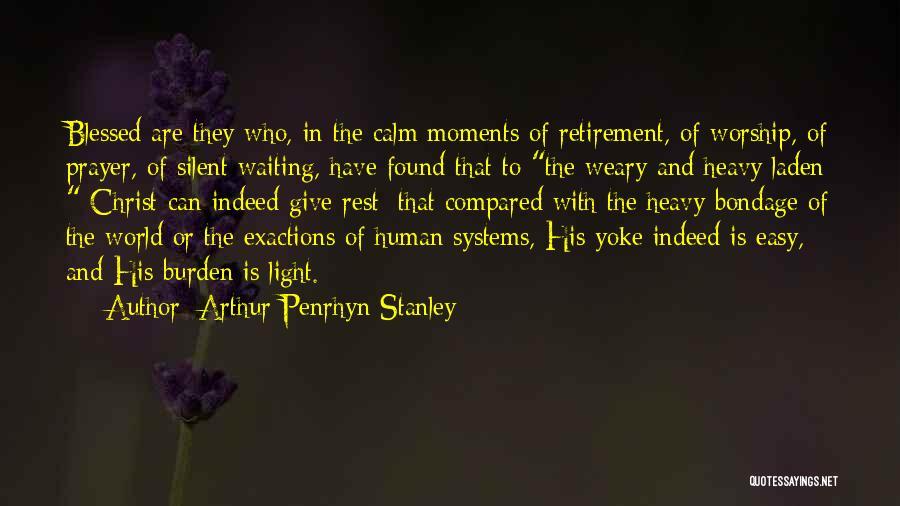 Arthur Penrhyn Stanley Quotes 542745