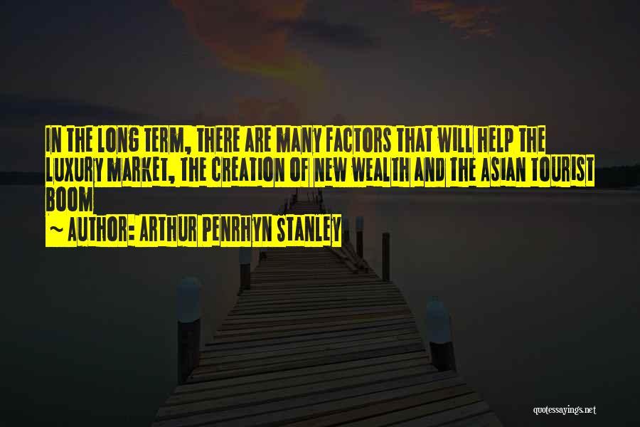 Arthur Penrhyn Stanley Quotes 713945