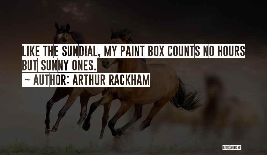 Arthur Rackham Quotes 2262524