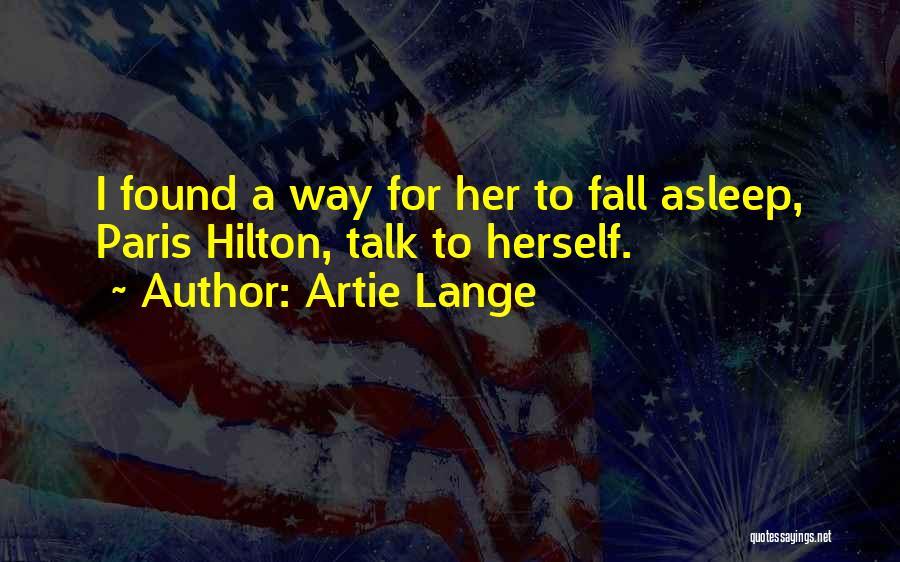 Artie Lange Quotes 1027365
