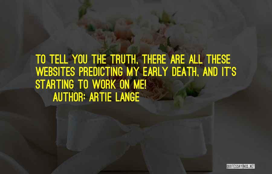 Artie Lange Quotes 1249103