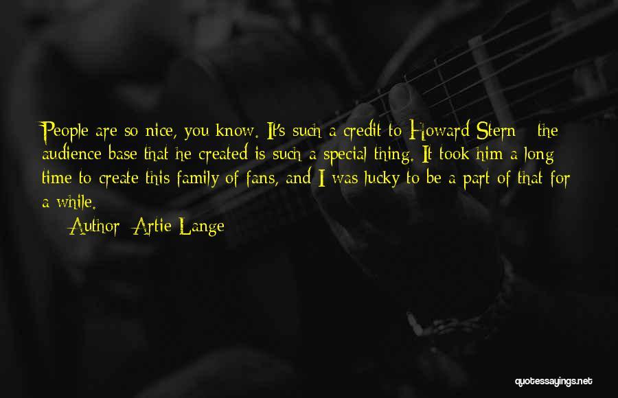 Artie Lange Quotes 1691655
