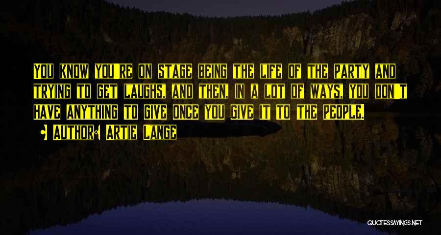 Artie Lange Quotes 187153