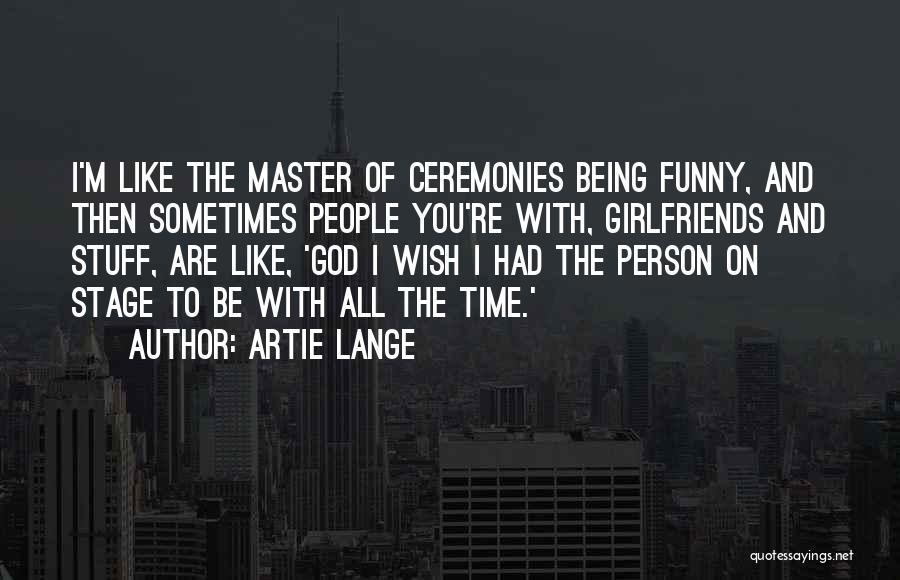 Artie Lange Quotes 1895200
