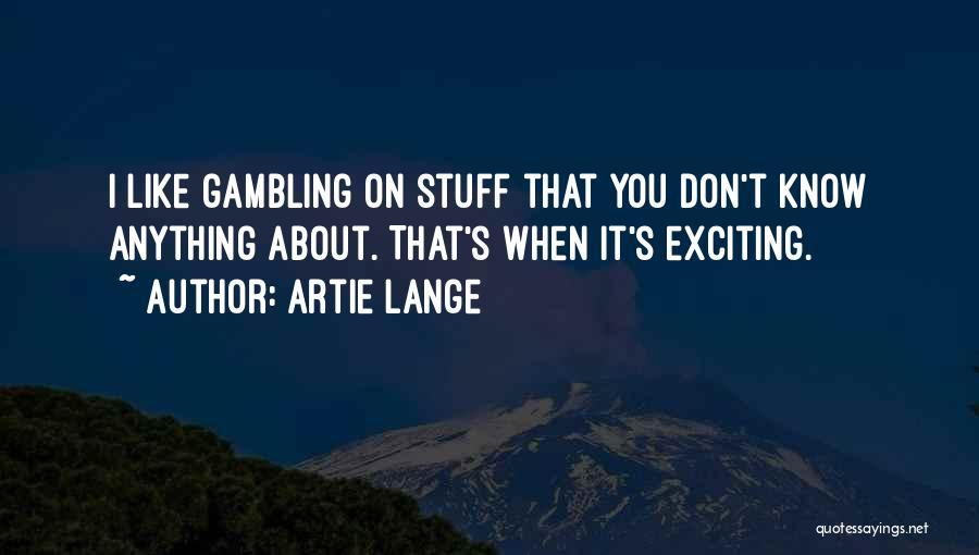 Artie Lange Quotes 1923046