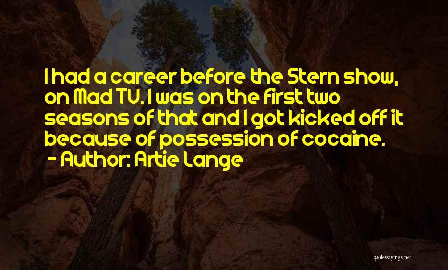 Artie Lange Quotes 256263