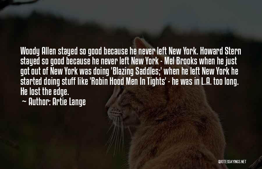 Artie Lange Quotes 952432