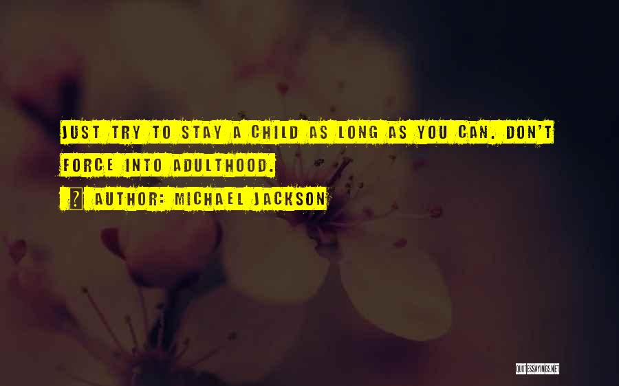 As Long Quotes By Michael Jackson