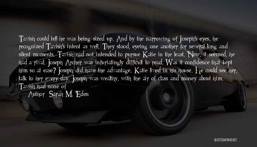 As Long Quotes By Sarah M. Eden