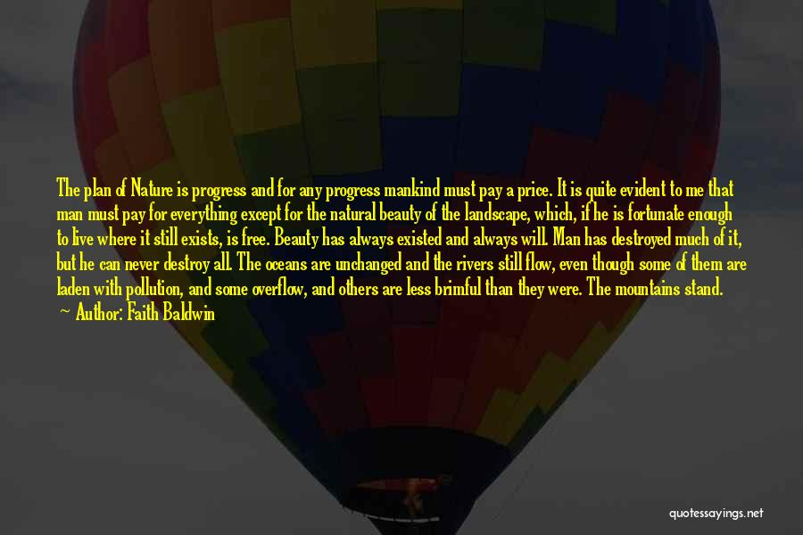 As Time Changes Quotes By Faith Baldwin
