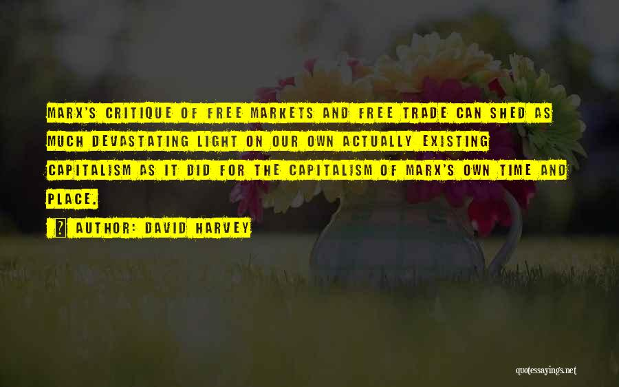 As Time Quotes By David Harvey