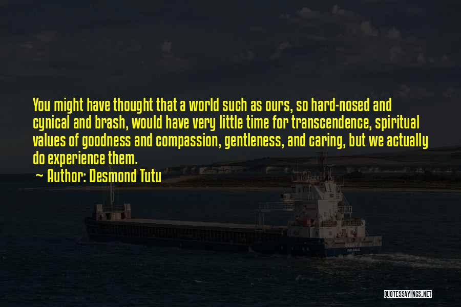 As Time Quotes By Desmond Tutu