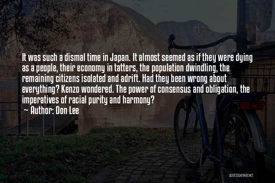 As Time Quotes By Don Lee