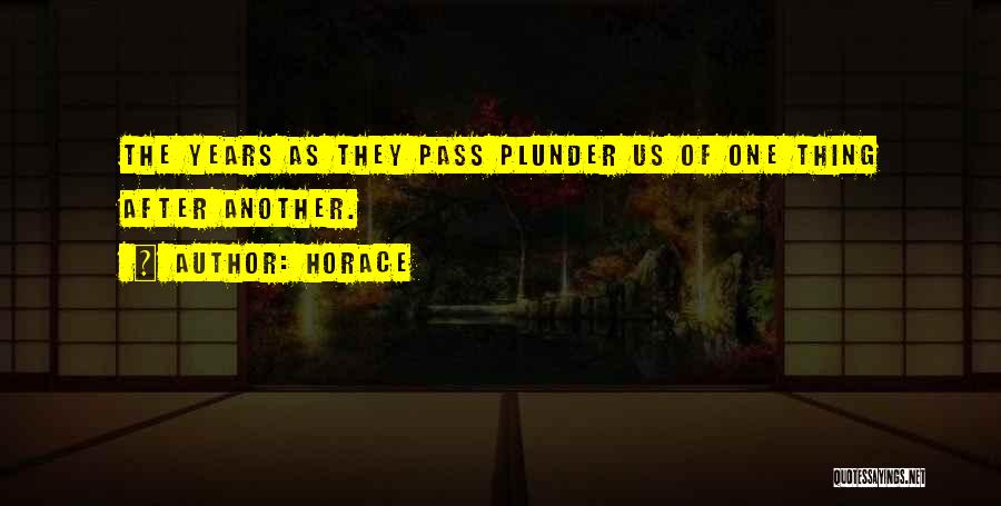As Time Quotes By Horace