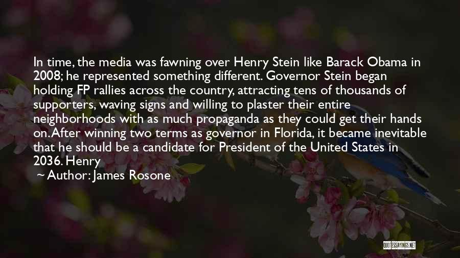 As Time Quotes By James Rosone
