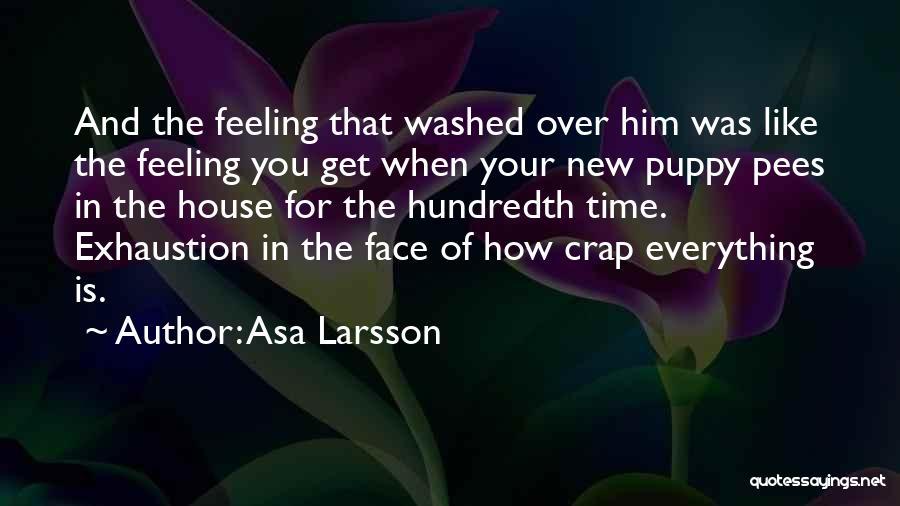 Asa Larsson Quotes 1272642