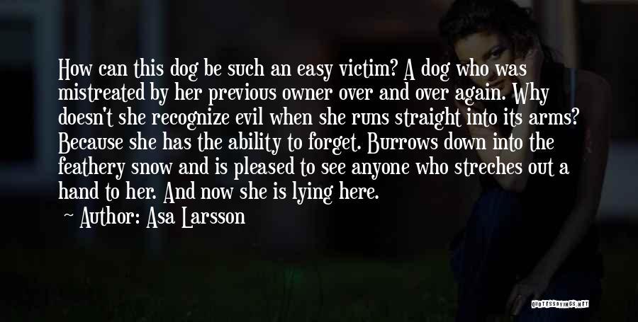 Asa Larsson Quotes 183542