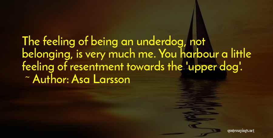 Asa Larsson Quotes 451107