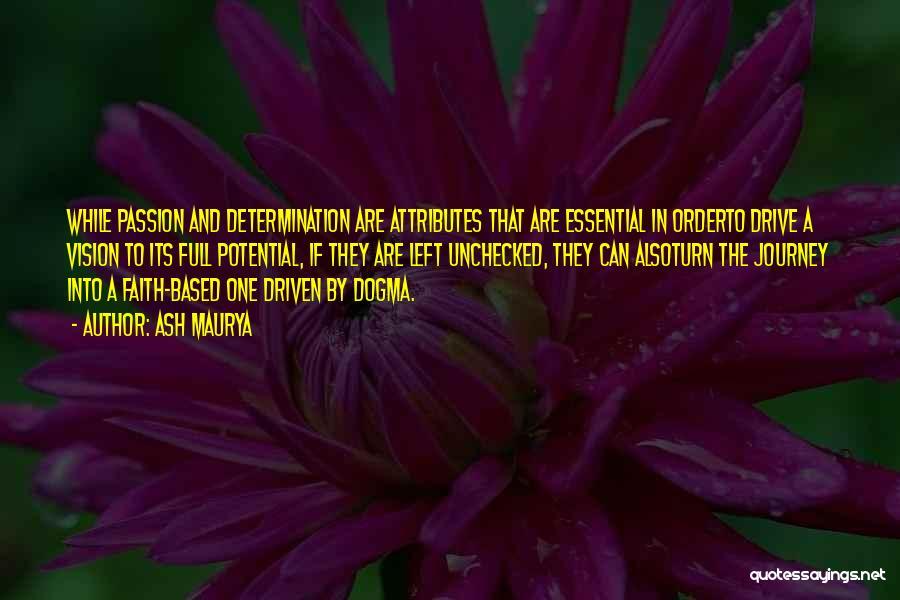Ash Maurya Quotes 973912