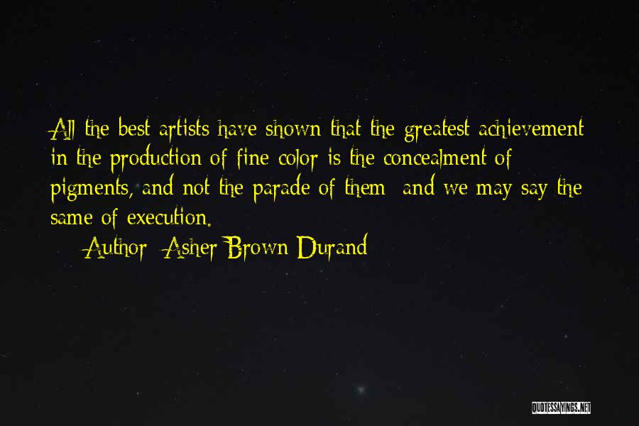 Asher Brown Durand Quotes 192898