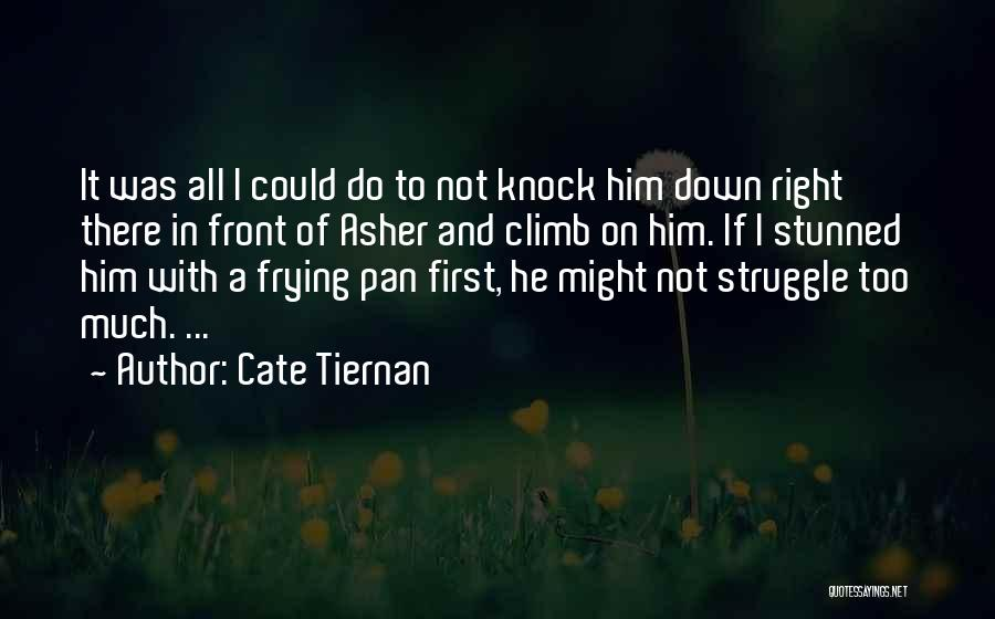 Asher Quotes By Cate Tiernan