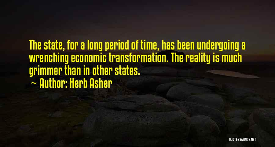Asher Quotes By Herb Asher