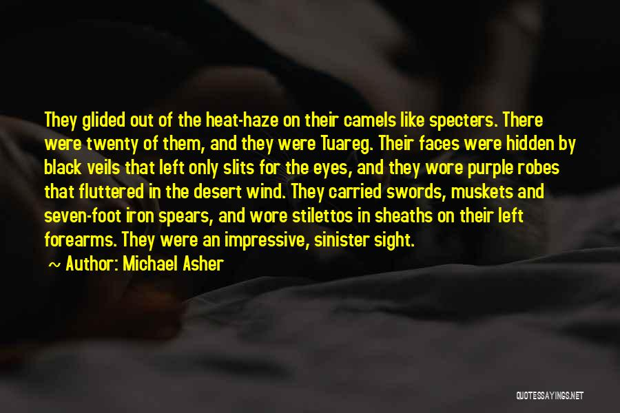 Asher Quotes By Michael Asher