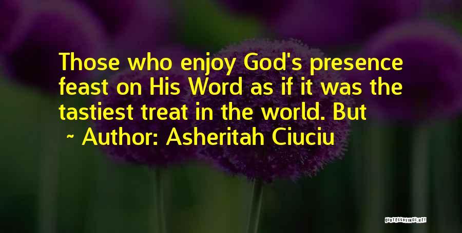 Asheritah Ciuciu Quotes 414524