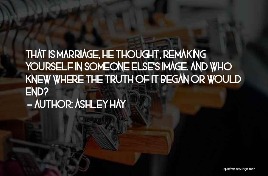 Ashley Hay Quotes 257667