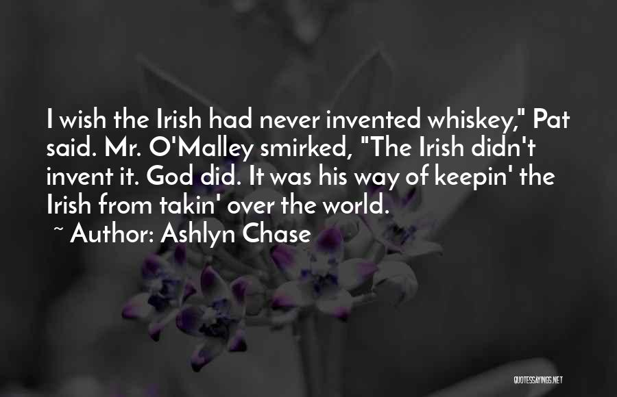 Ashlyn Chase Quotes 522072