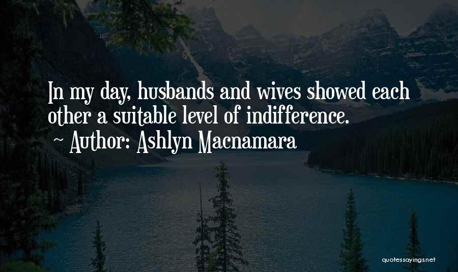 Ashlyn Macnamara Quotes 285716
