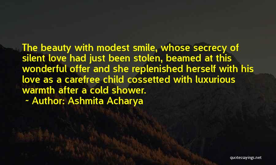 Ashmita Acharya Quotes 1157086