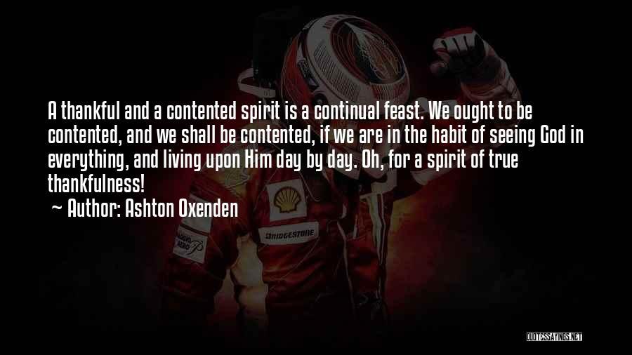 Ashton Oxenden Quotes 421428