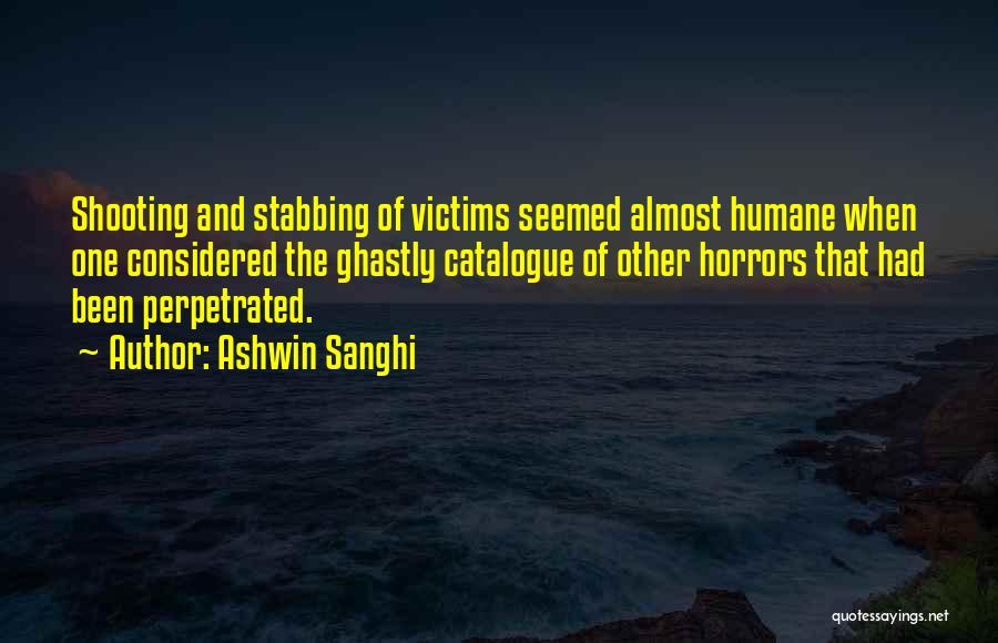 Ashwin Sanghi Quotes 1022405